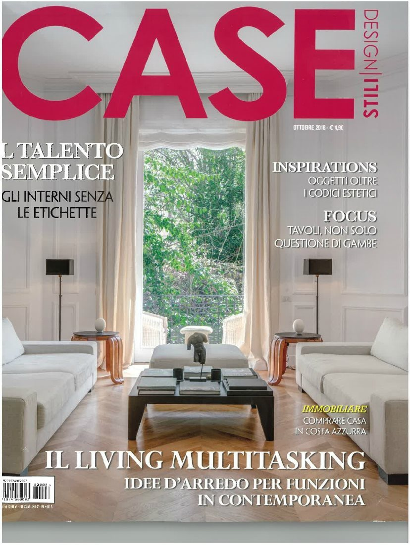 Case design e stili_ottobre 2018_cover