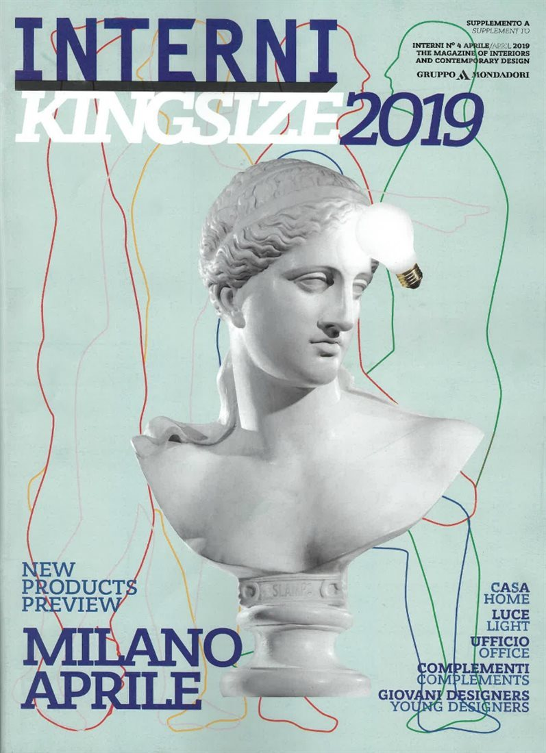 Interni Kingsize 2019_cover