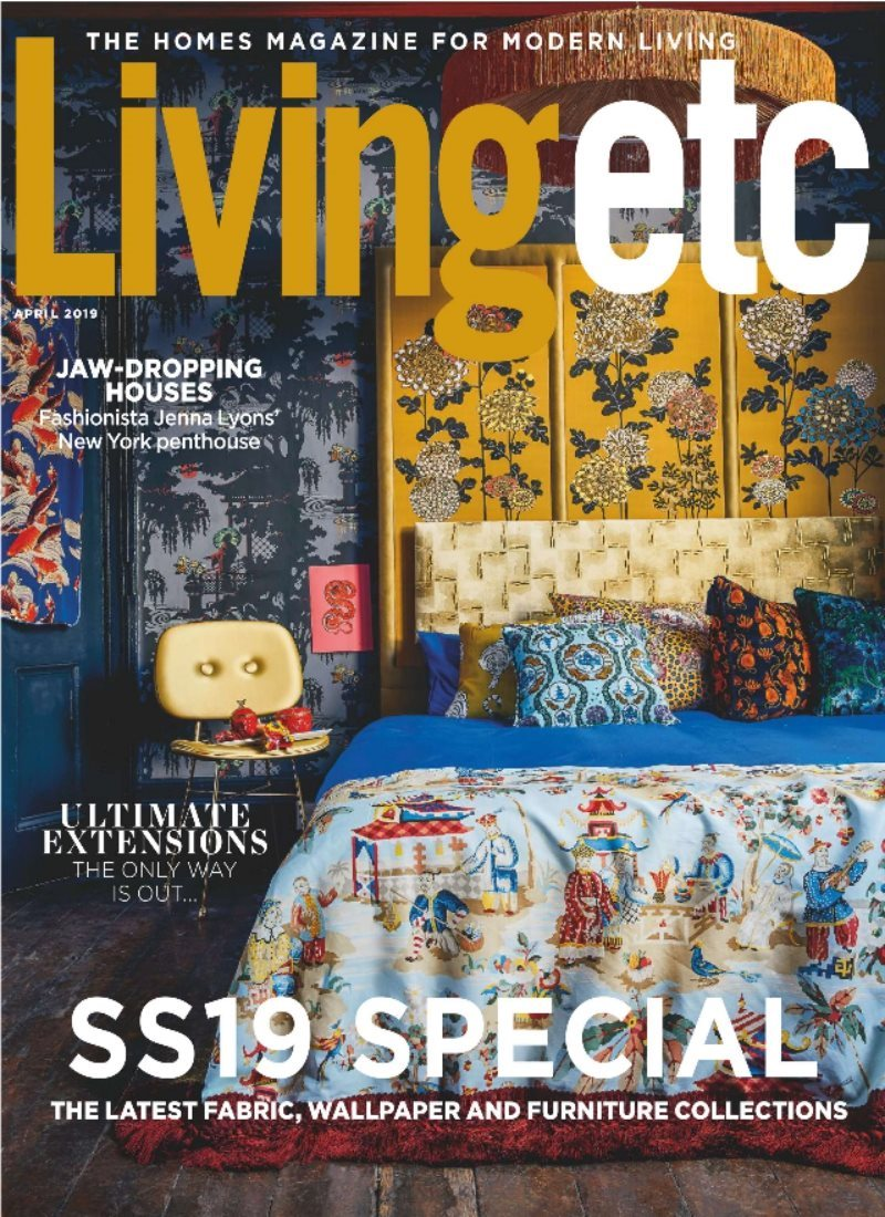 Living Etc_UK_Marzo 2019_cover