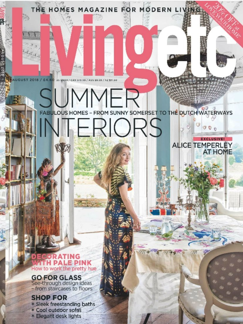 Living Etc_Uk_Agosto 2018_cover