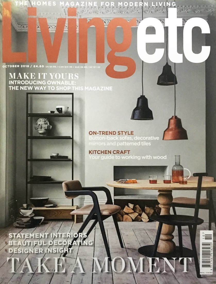 Living etc Ottobre 2018_cover