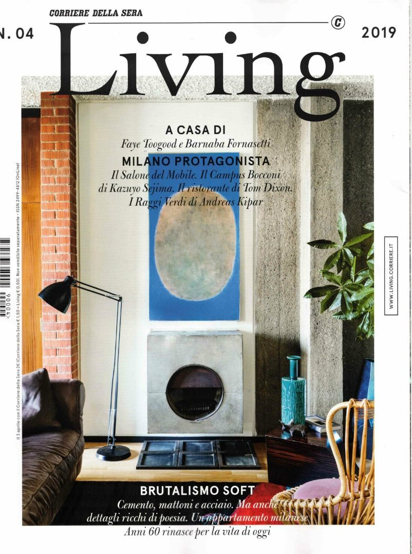 Living_Aprile 2019_cover